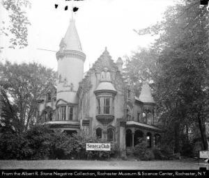 Warner Mansion - Seneca Club