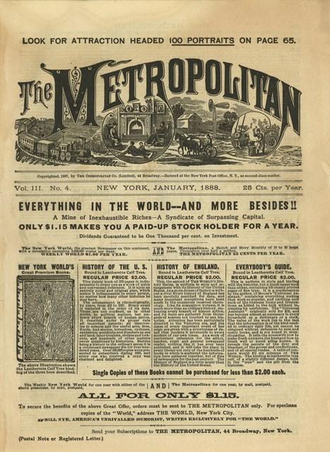 The Metropolitan (1888)
