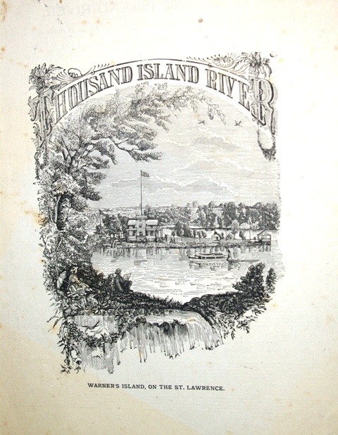 Thousand Island River Sheet Music