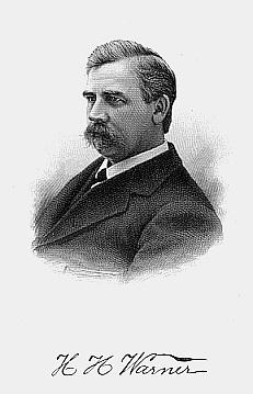 H. H. Warner (1842 - 1923)