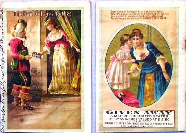 Warner's Safe Cure Almanac (1888)