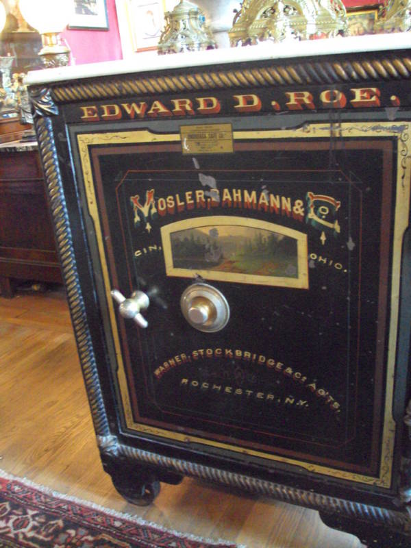 Mosler Safe Company | Warner's Safe Cure Blog