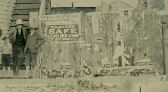 Bolton's Meat Market (Safe Cure Sign) 3