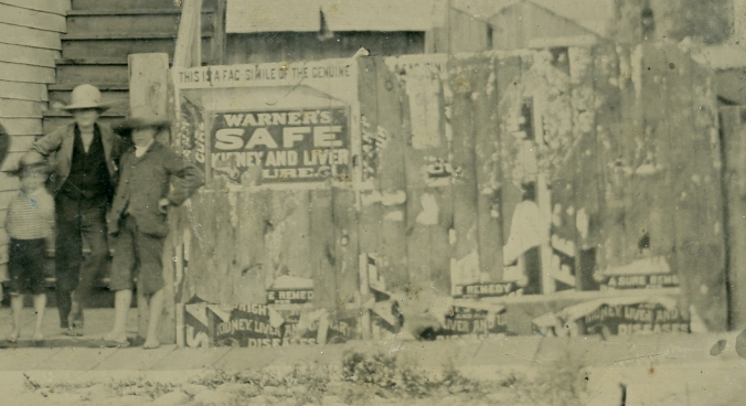 Bolton's Meat Market (Safe Cure Sign) 3