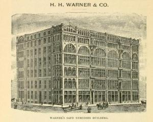 Warner's Safe Remedies Building