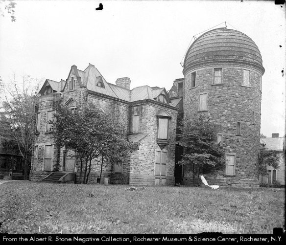 The Warner Observatory in 1926
