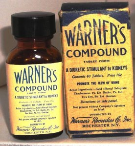 Warner's Compound (McMurray 2013)