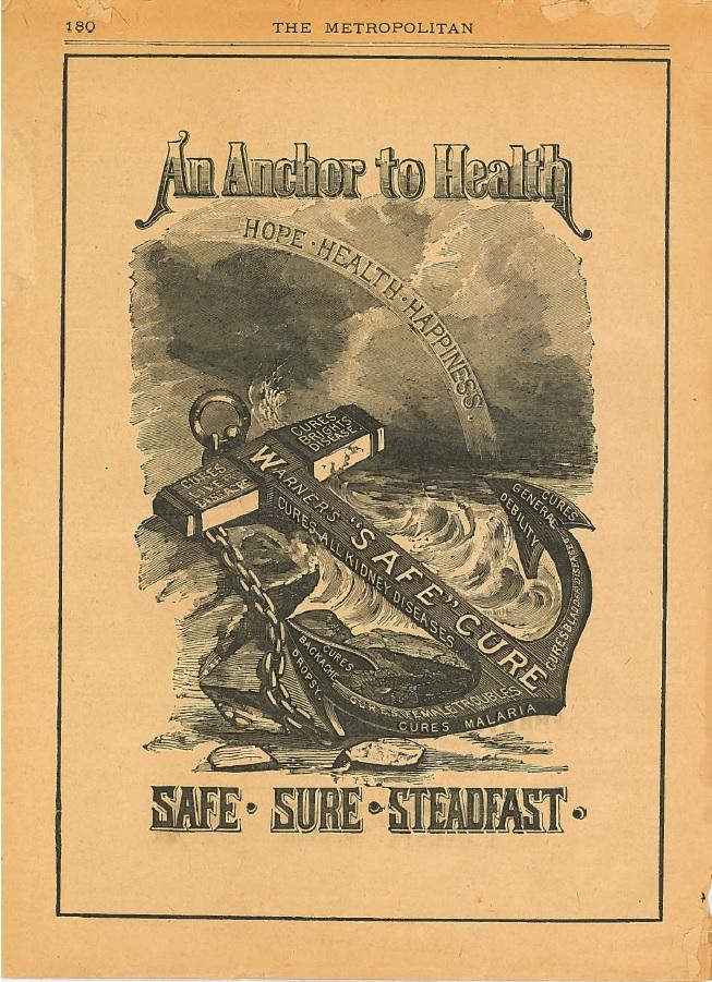 An Anchor to Health - The Metropolitan (Kevin Taft)