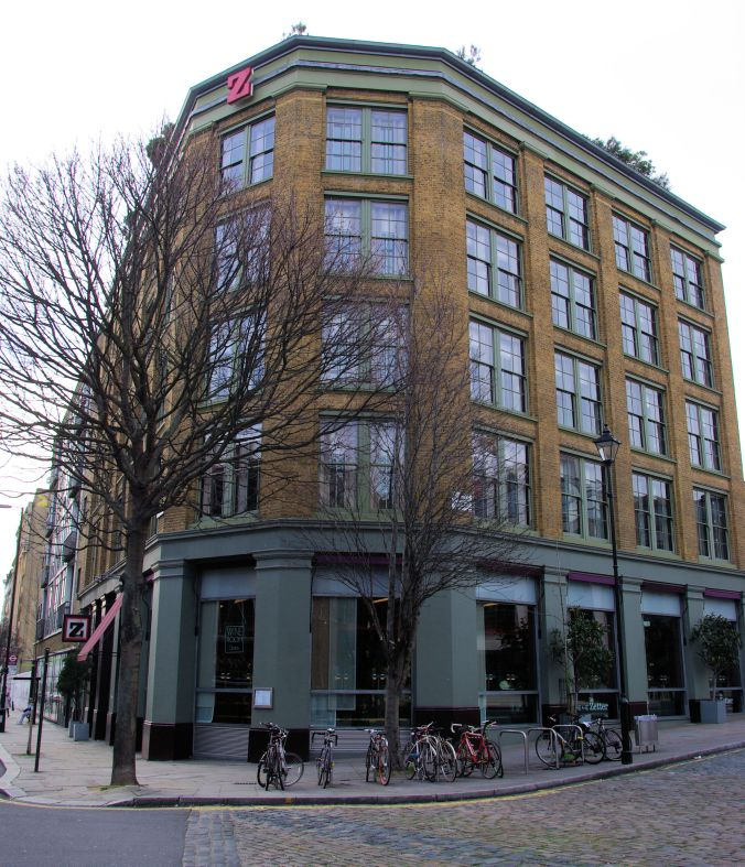 London Office - 86 Clerkenwell Road