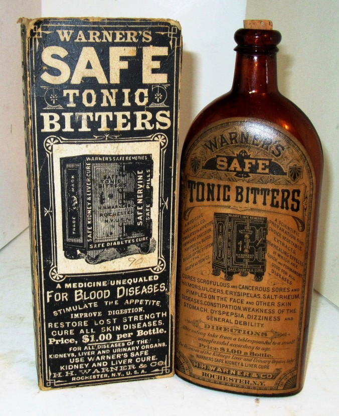 Safe Tonic Bitters